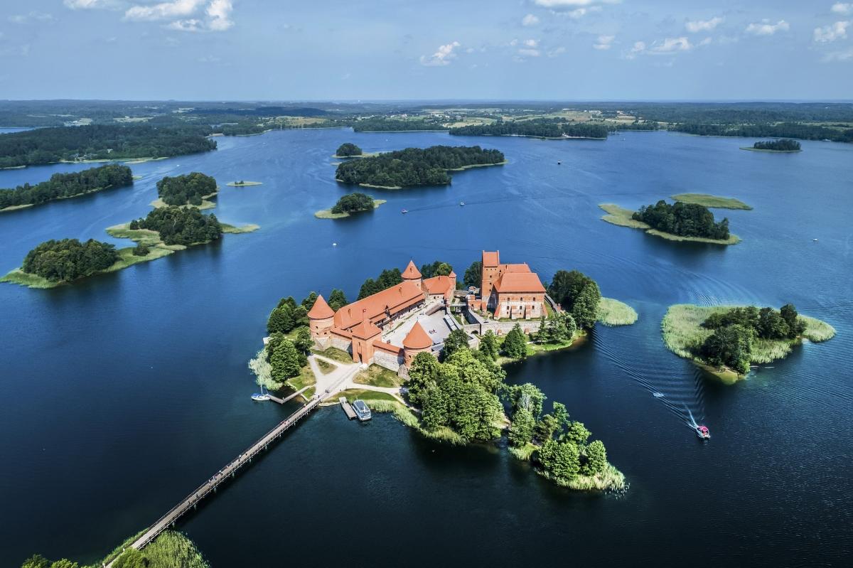 Tour fascino del Baltico e della Russia