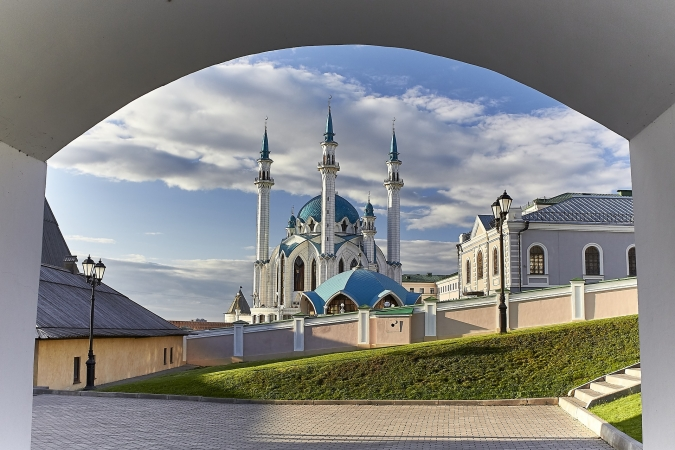 Tour Capitali Russe e Tartaria EUROPA